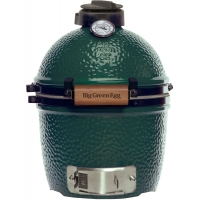 Гриль Big Green Egg Mini диаметр решетки 25см